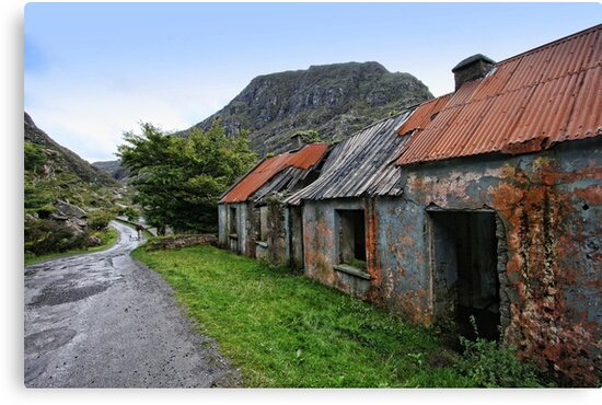 Abandoned Houses, Forgotten Lives by Jill Fisher