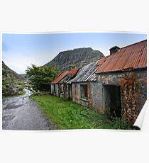 Abandoned Houses, Forgotten Lives Poster