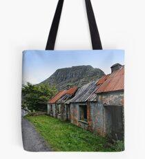 Abandoned Houses, Forgotten Lives Tote Bag