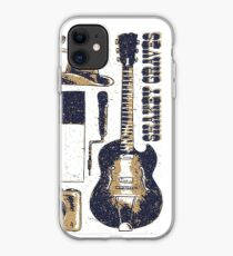 Shakey Graves Poster iPhone Case