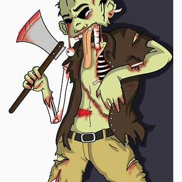 Killer Zombie by Ayydee