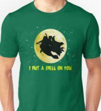 Hocus Pocus (I Put A Spell On You) Unisex T-Shirt