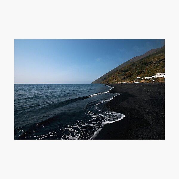 Stromboli, Aeolian Islands, Italy Photographic Print