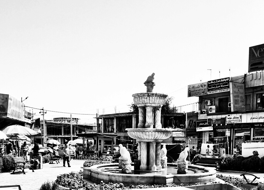 Erbil  by traveledtwo