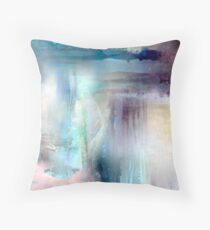 Abstract - nb Xl Throw Pillow