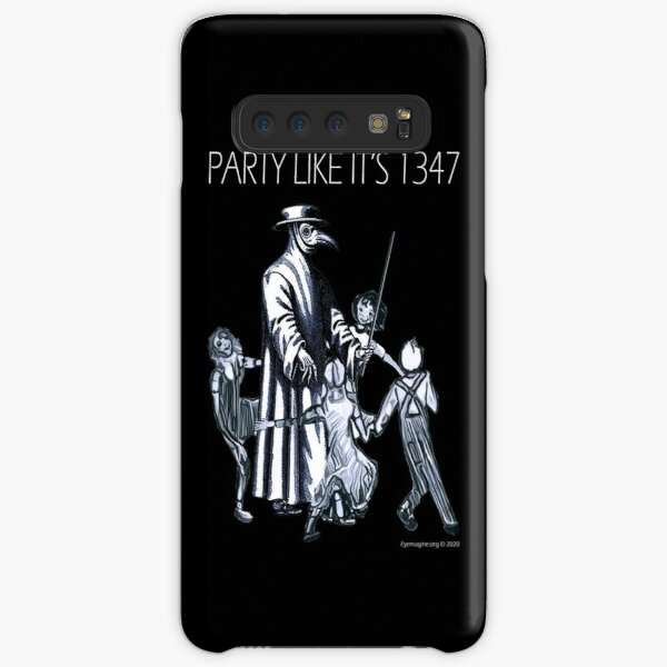Party Like It's 1347 Again Samsung Galaxy Snap Case