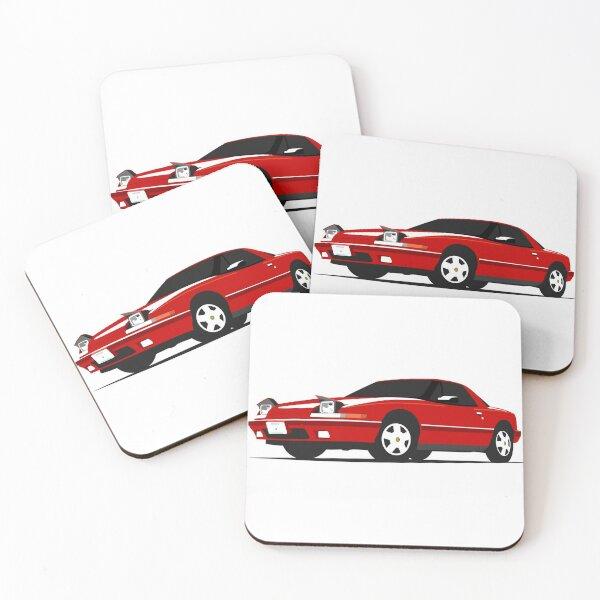 Buick Reatta Coasters (Set of 4)