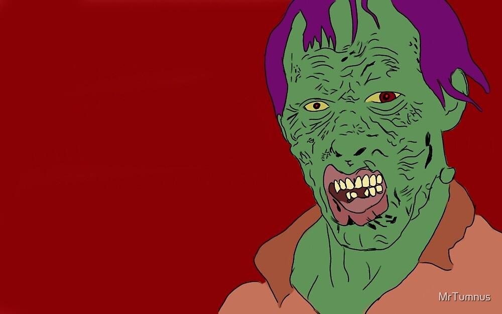 Zombie #1.1 by MrTumnus