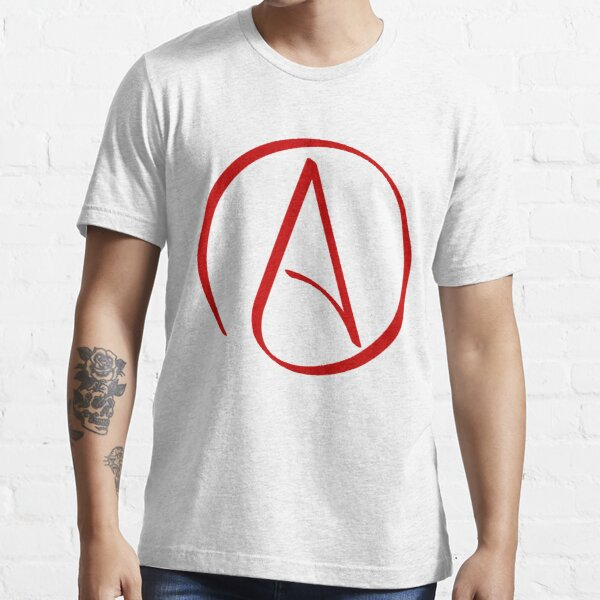 Atheist Symbol Essential T-Shirt