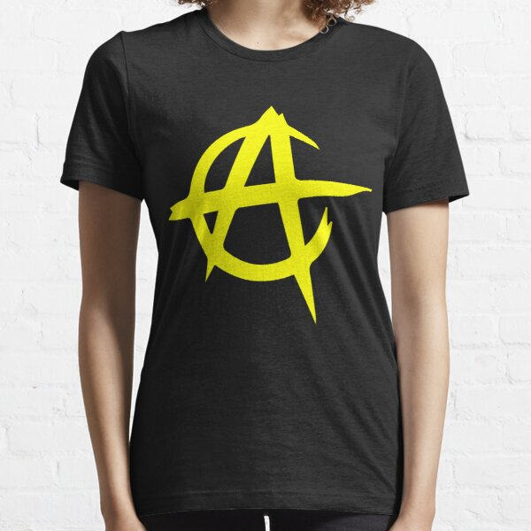 Anarcocapitalismo Camiseta esencial