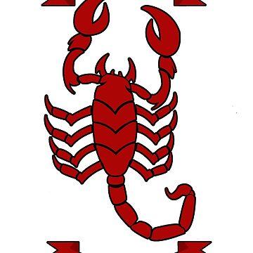 Mas Peligorso - Scorpion by DangerDuds