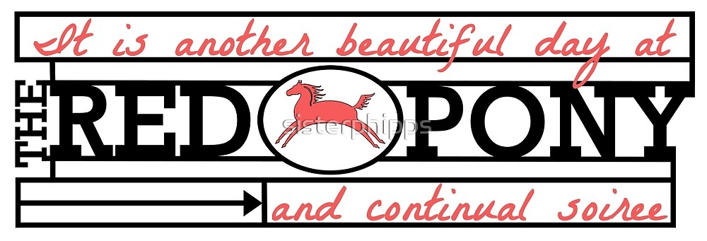 The Red Pony by sisterphipps