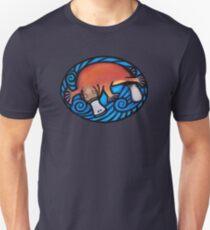 Australiana Platypus Slim Fit T-Shirt