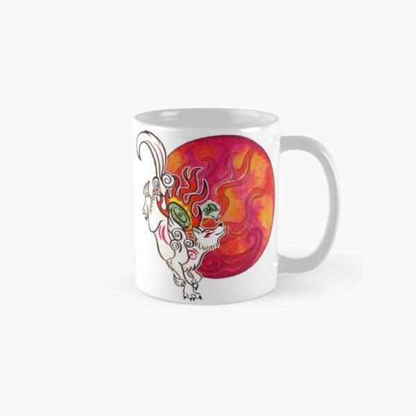 okami amaterasu Classic Mug