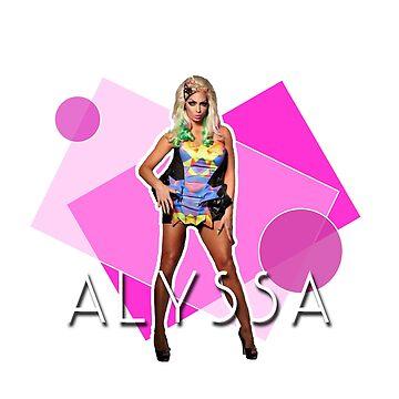 Alyssa Edwards  by WillLivingston