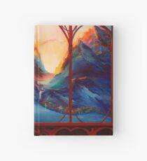 Rivendell Valley Hardcover Journal