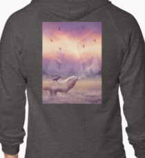 In Search of Solace Zipped Hoodie