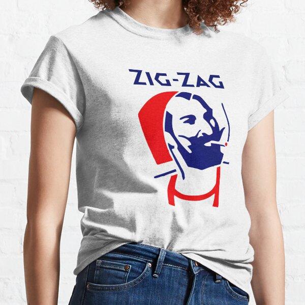 Captain Zig - Zag Classic T-Shirt