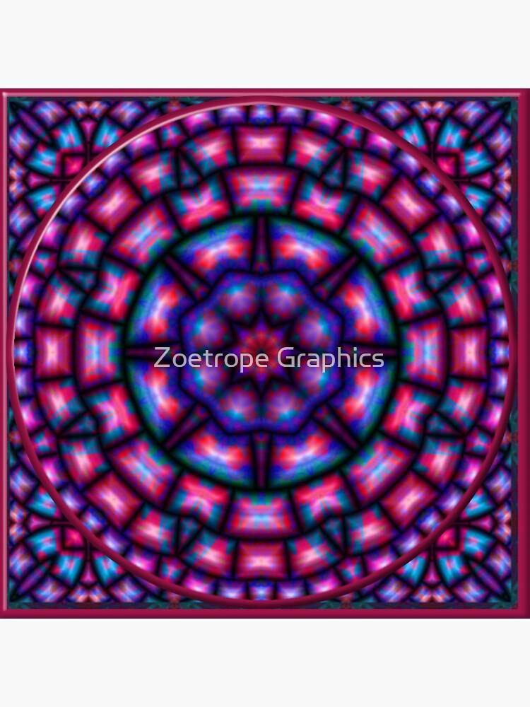 Krazy Kaleidoscope 1006 by CharmaineZoe