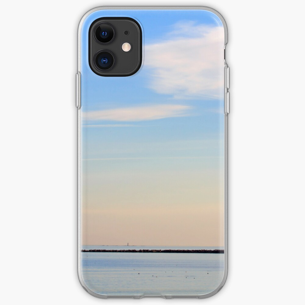 The Sky and Sea Case iPhone Case & Cover