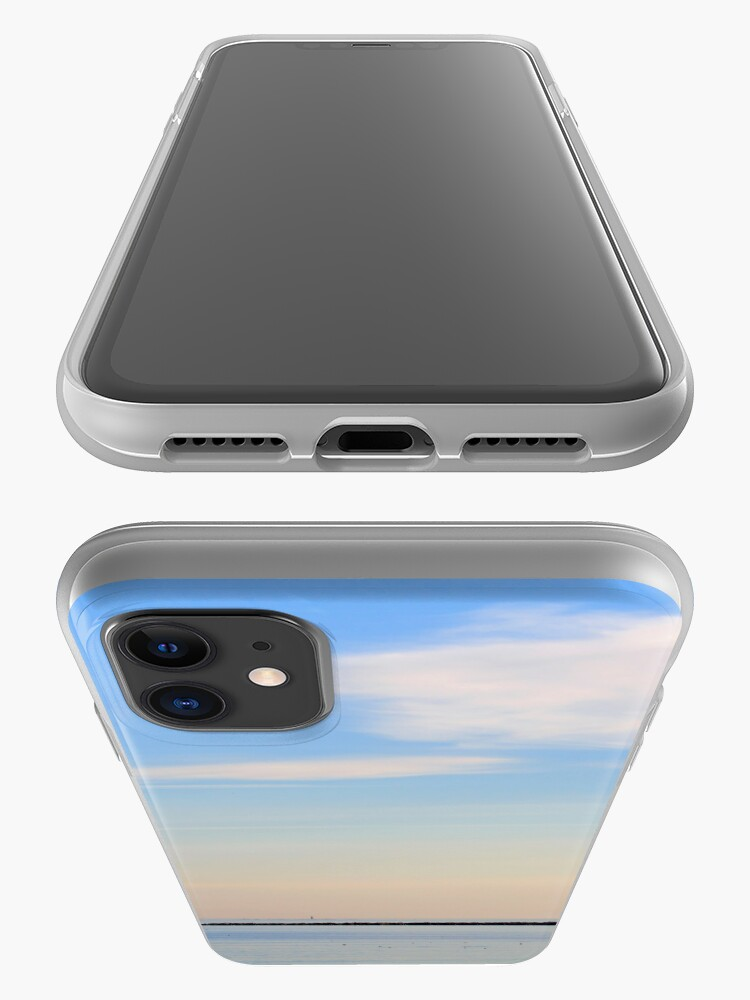 Alternate view of The Sky and Sea Case iPhone Case & Cover