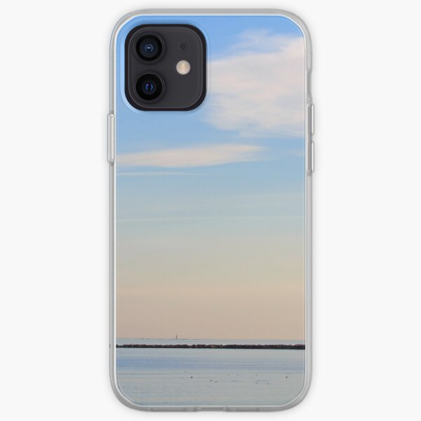 The Sky and Sea Case iPhone Soft Case