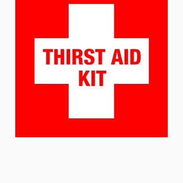 Thirst Aid Kit by supercujo