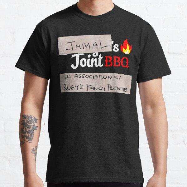 Jamal's Joint BBQ T-shirt classique