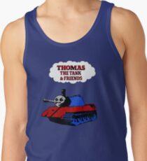 Thomas the Tank Tank Top