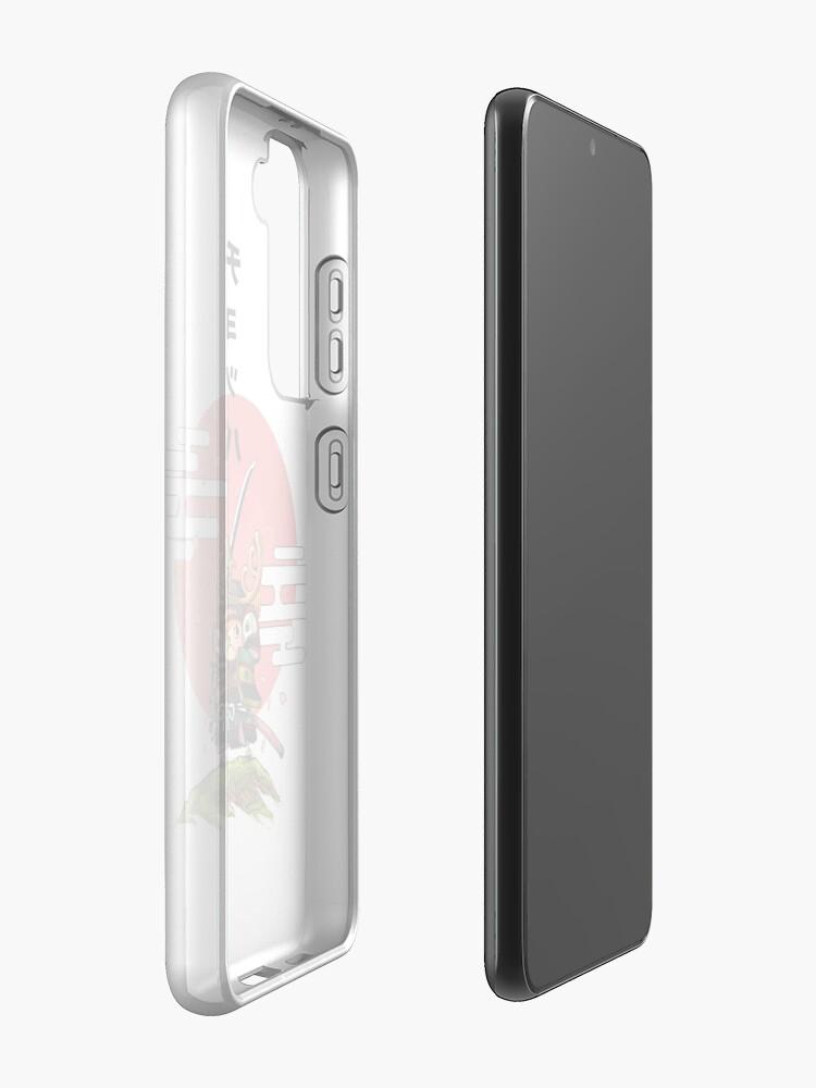Alternate view of CHOPPER SAMURAI Case & Skin for Samsung Galaxy