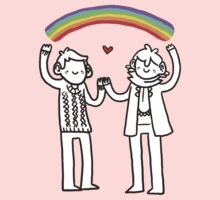 Sherlock and John: Rainbows