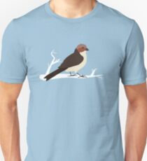Sparrow on a Branch T-Shirt