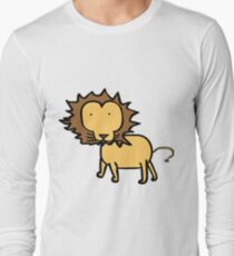 Jeremy the lion. Long Sleeve T-Shirt