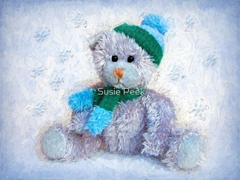 Winter Bear - Impressions by Susie Peek