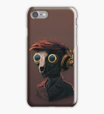 Techpunk iPhone Case/Skin