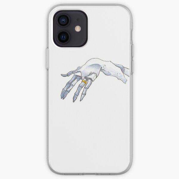 Novia cadáver Funda blanda para iPhone