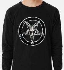 Baphomet Pentagram Lightweight Sweatshirt