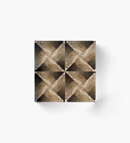 Pattern 22 Acrylic Block