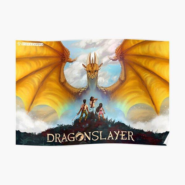 Wings of Fire - Dragonslayer: Leaf, Wren, Ivy vs Sandstorm Poster
