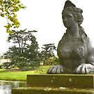 Compton Verney Sphinx by JohnYoung