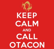 Keep Calm and Call Otacon