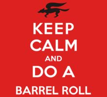 Keep Calm and Do a Barrel Roll