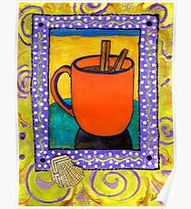 Cinnamon Brew Poster