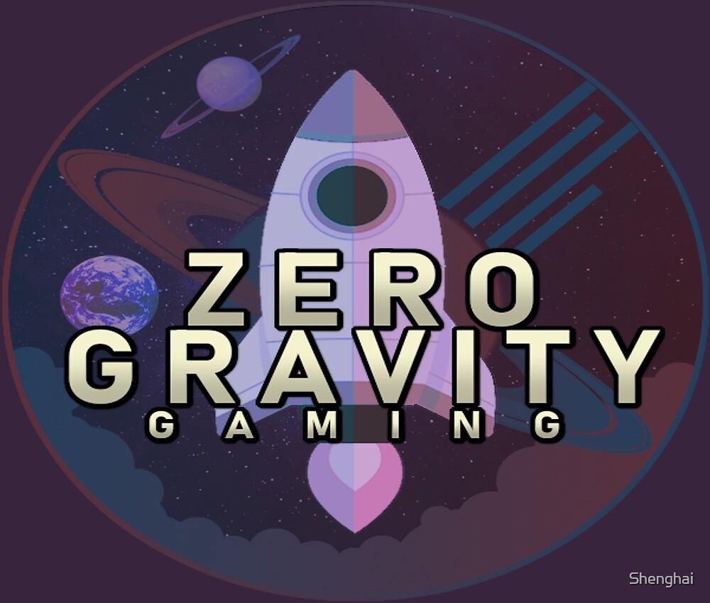 Zero Gravity Gaming by Shenghai