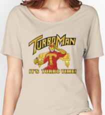 It's Turbo Time!!!  Women's Relaxed Fit T-Shirt