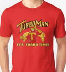 Camiseta ajustada Es Turbo Time !!!