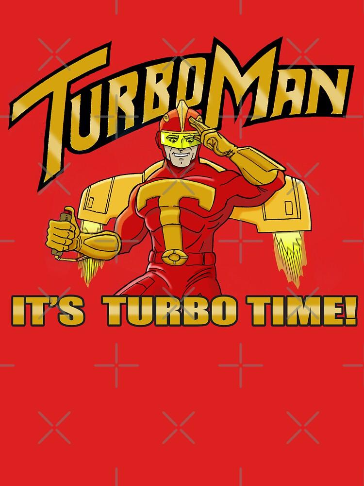 It's Turbo Time!!!  | Unisex T-Shirt
