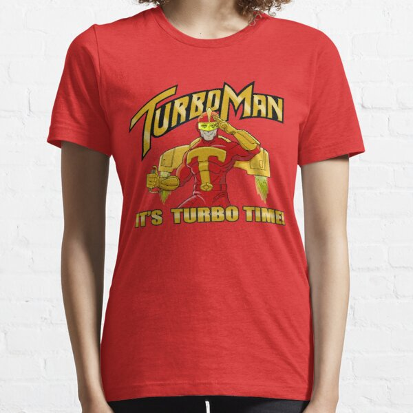 Es ist Turbo-Zeit !!! Essential T-Shirt