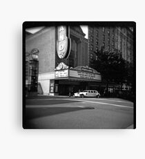 Putting on the Ritz (at the Schnitz) Canvas Print