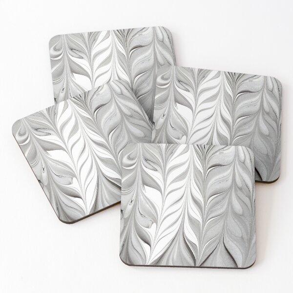 """Chevron"" Coasters (Set of 4)"